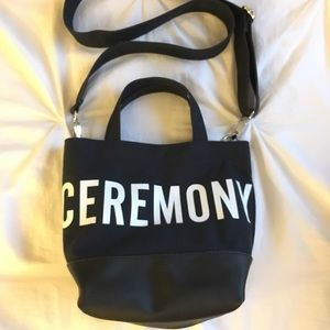 Opening Ceremony Canvas Tote Bag